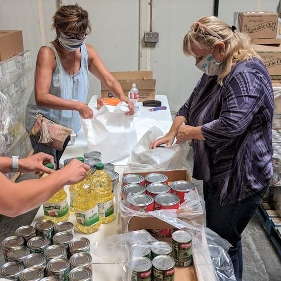 Image for FOOD: Food Distribution/Warehouse Assistance