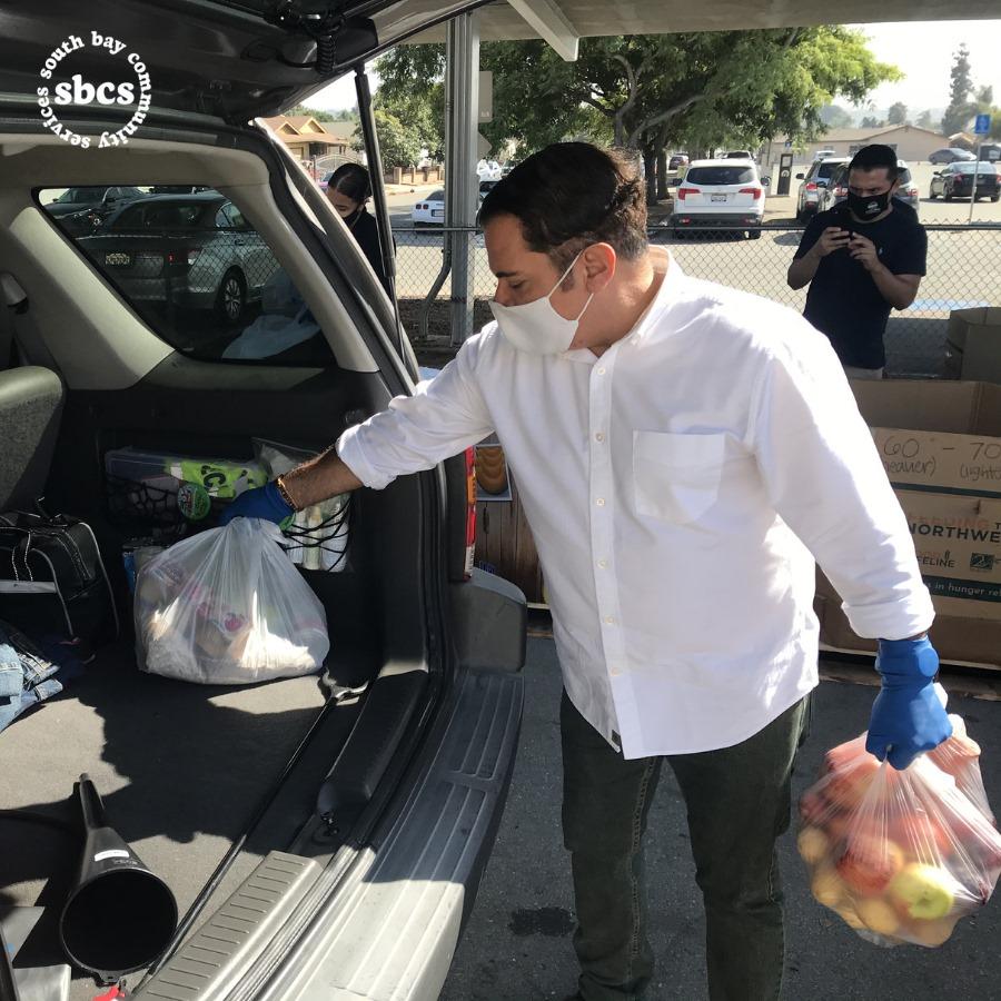 Image for FOOD: South Bay Food Distribution