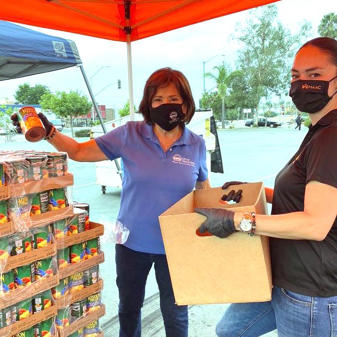 Image for FOOD: Chula Vista Food Distribution