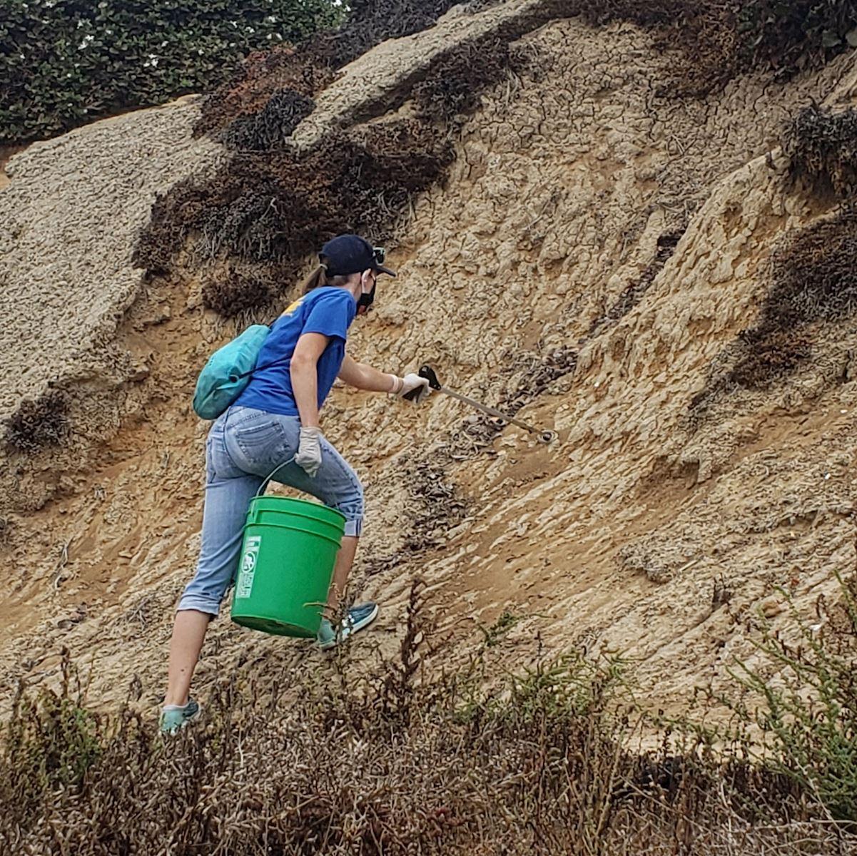 Image for ECO: TMF and Team RWB Fiesta Island Beach Cleanup