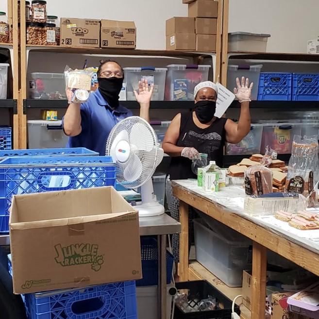 Image for FOOD: Food Distribution Program