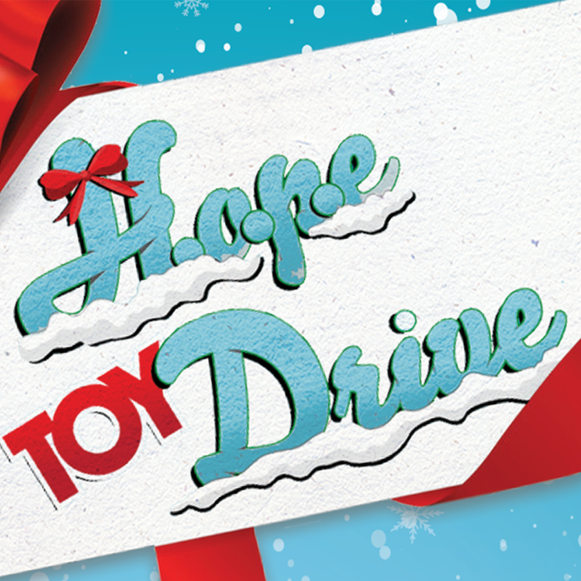 Image for HELP OUT: H.O.P.E Toy Drive