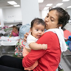 Image for HELP OUT: Migrant Shelter Medical Advocate