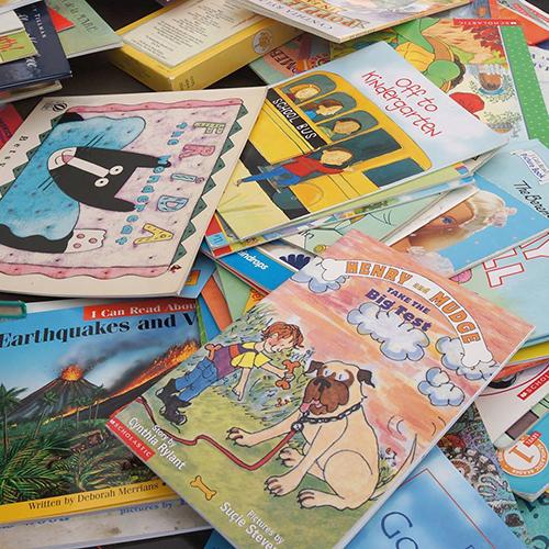 Image for SORT: Prep Children's Books For Distribution