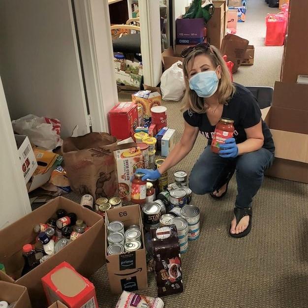Image for FOOD: Thanksgiving Food Distribution Prep
