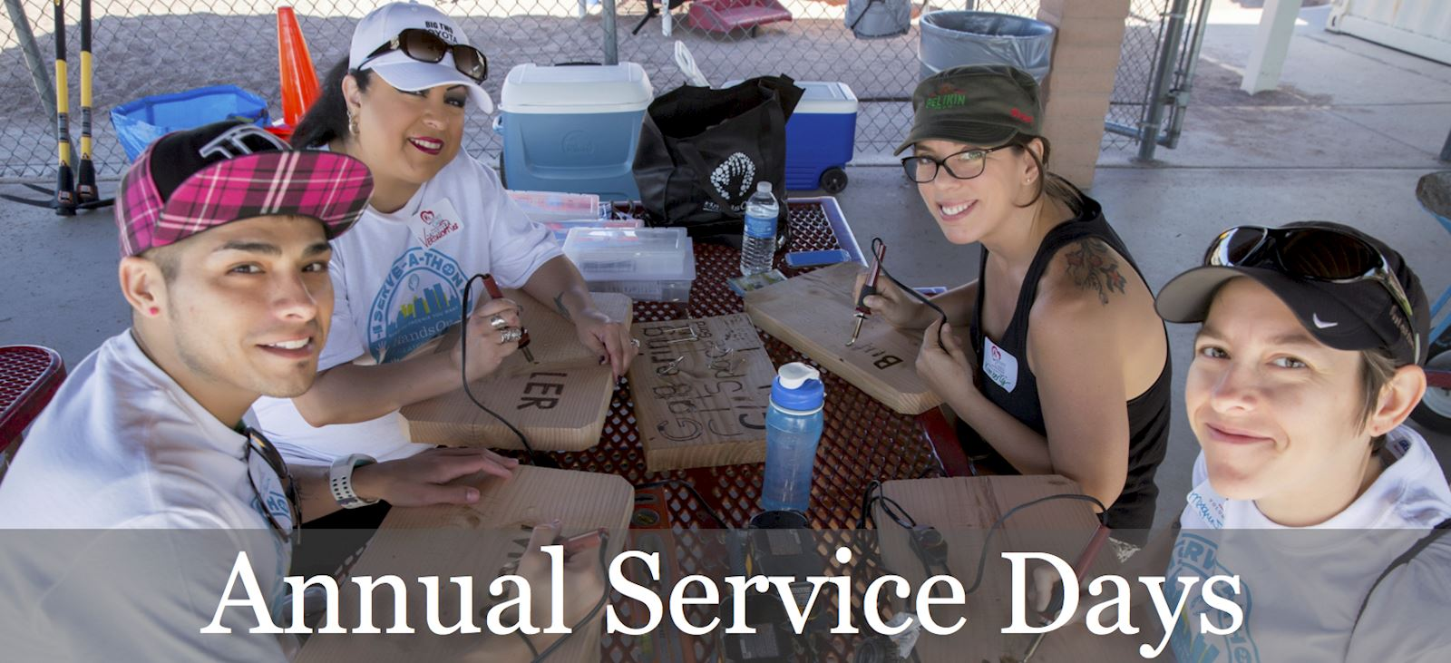 Annual Service Days
