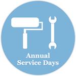 Annual Service Days