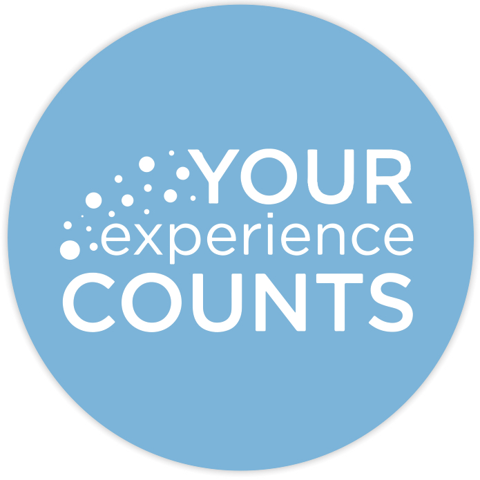Your Experience Counts