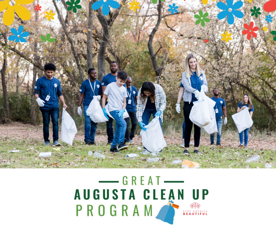 Great Augusta Clean Up
