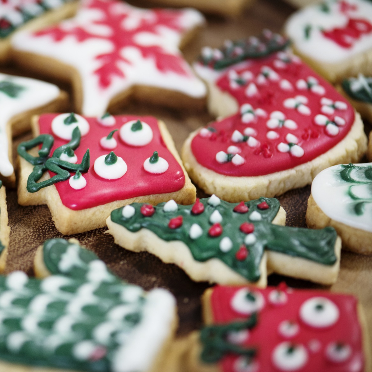 Volunteer East Tennessee Bake Christmas Goodies For Children