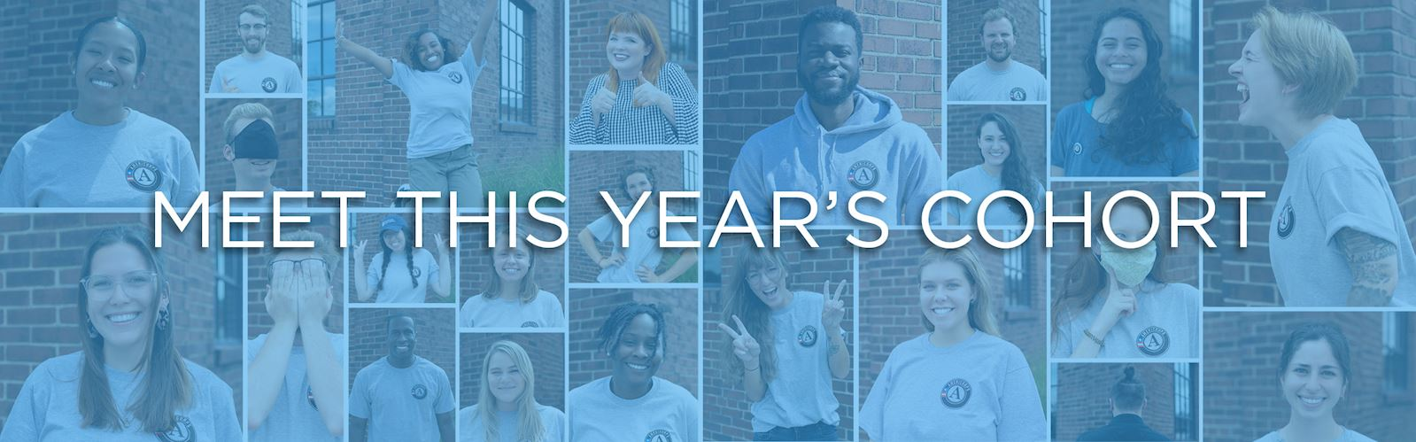 Meet this year's cohort