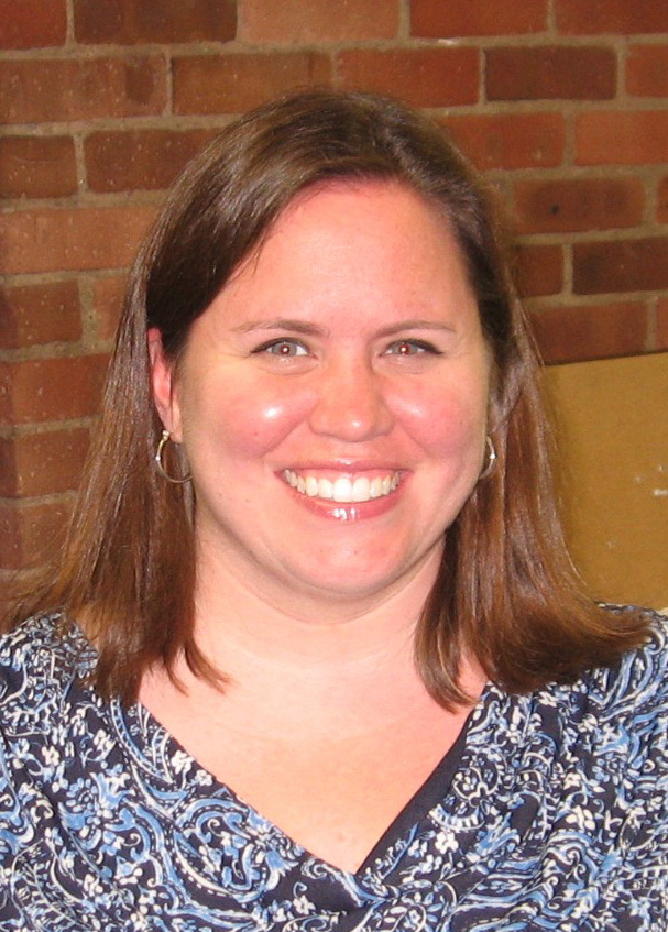 A headshot photo of Laura Keith.