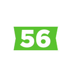 56 neighborhoods impacted
