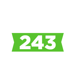 243 community partners