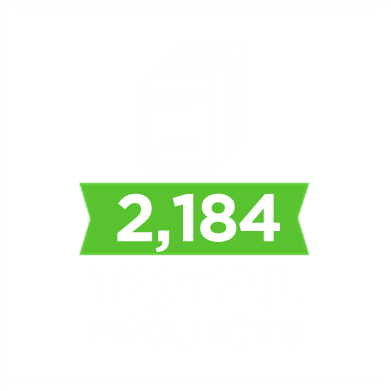2,665 total projects