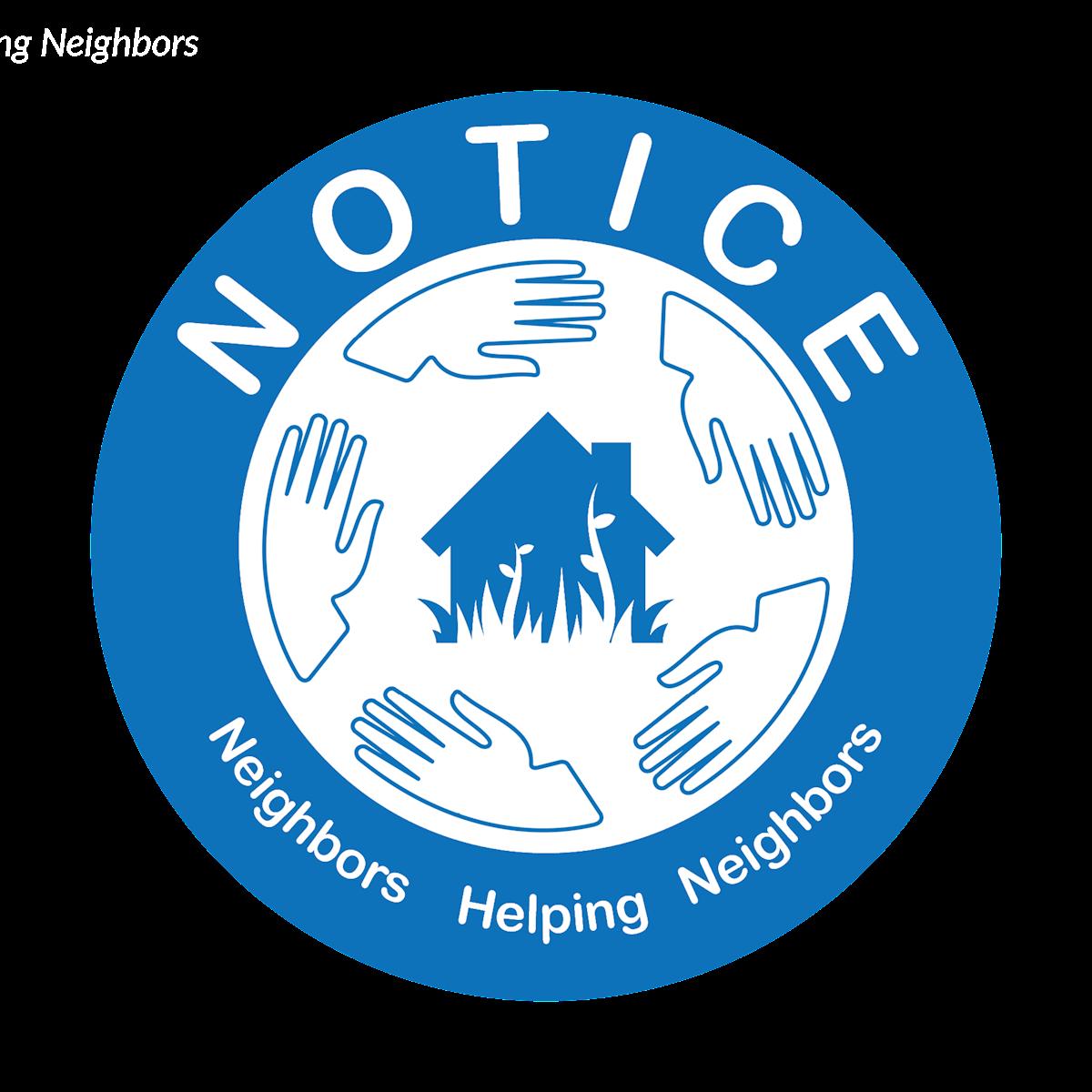 NOTICE logo
