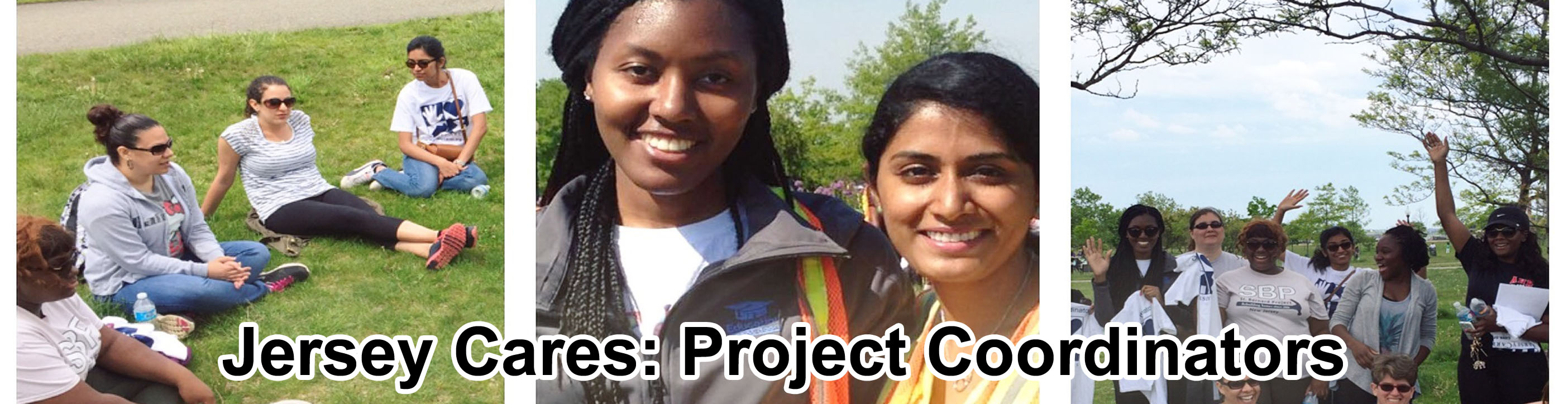 Love Volunteering? Become a Project Coordinator and lead a Jersey Cares Project. Projects run throughout New Jersey