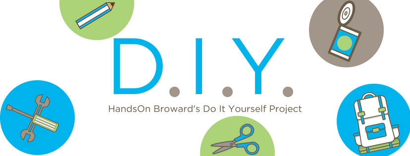 Handson broward diy do it yourself diy volunteering provides a meaningful way to engage volunteers in a non traditional way solutioingenieria Gallery