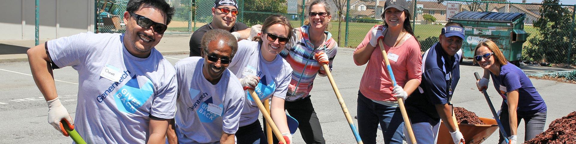 handson bay area employee volunteering toolkit