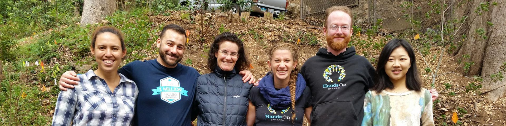 handson bay area project leaders