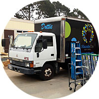 dottie truck handson bay area