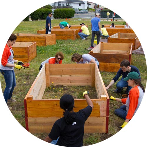 handson bay area employee volunteering