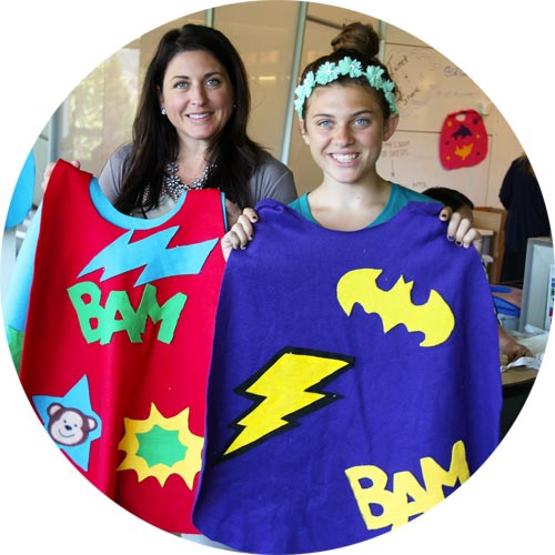 project in a box superhero capes