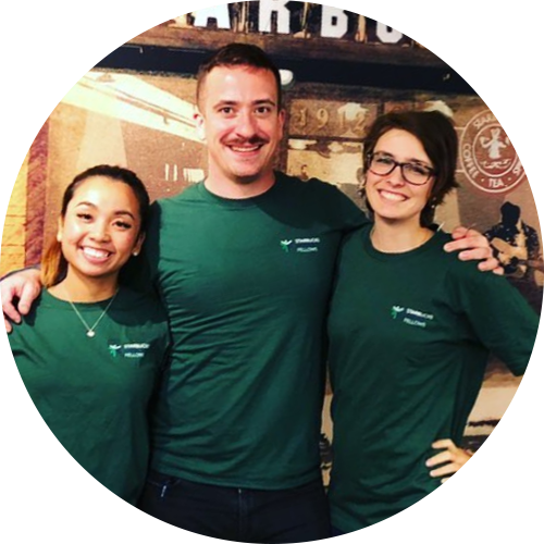 handson bay area starbucks fellows
