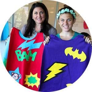superhero cape kits handson bay area