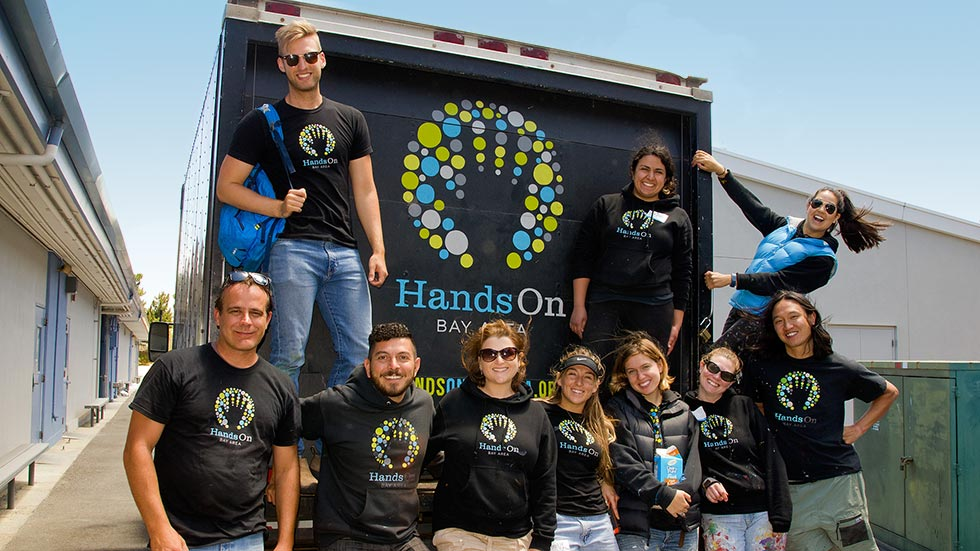 thank you handson bay area staff