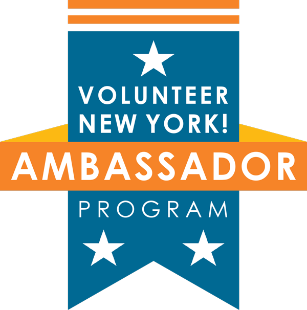 Volunteer New York! Official Homepage | Ambassador