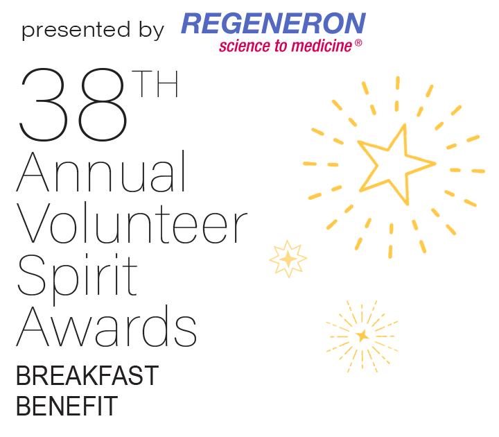 38th Annual Volunteer Spirit Awards Presented by Regeneron