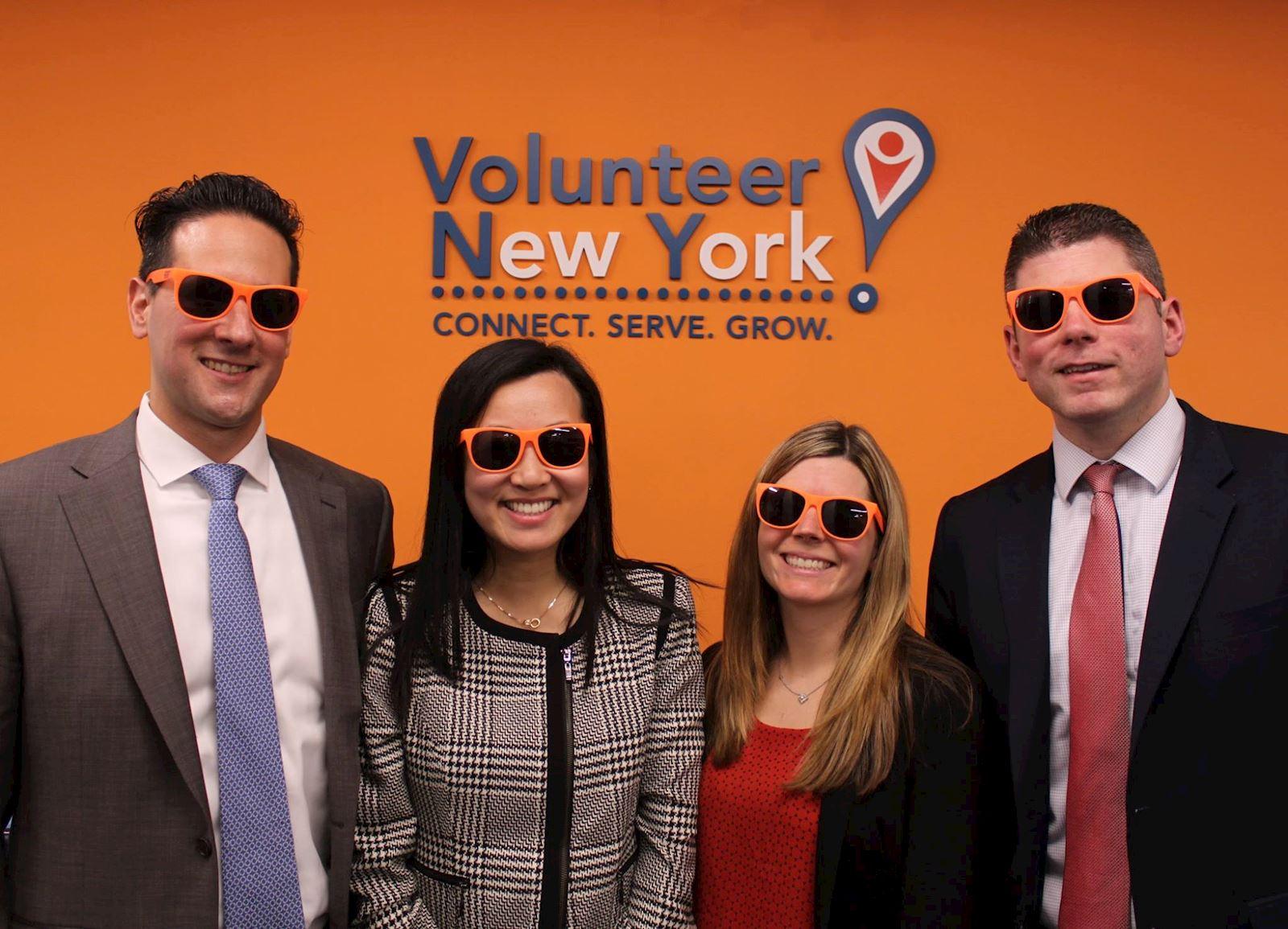 Volunteer New York! Official Homepage   Morgan Stanley Strategy