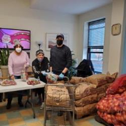 Image for 2021 CCCS Bronx Hub Food Pantry