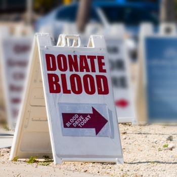 Image for Be Vital to Life - Register Donors at MVRBC Donor Center in Crestwood, MO