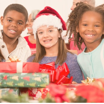 Image for Adopting a Child's Wish List for Christmas