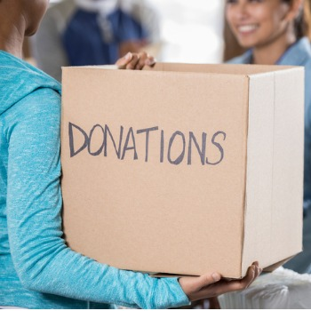 Image for Pick up/Delivery of Donated Items