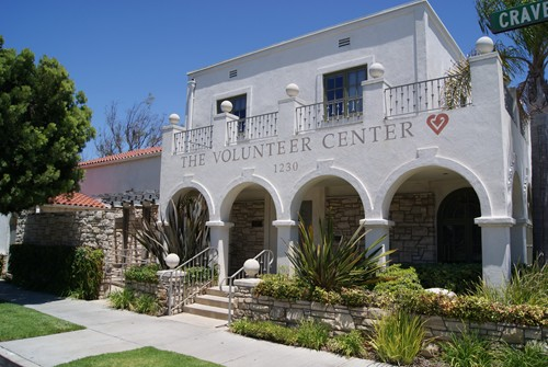 Renovated Volunteer Center