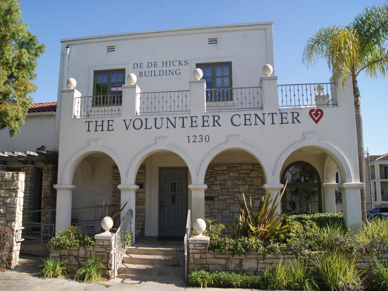 The Volunteer Center South Bay-Harbor-Long Beach