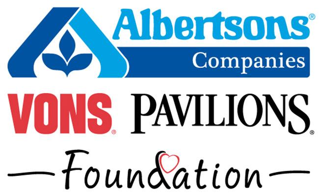Albertsons Companies Foundation - Vons - Pavilions