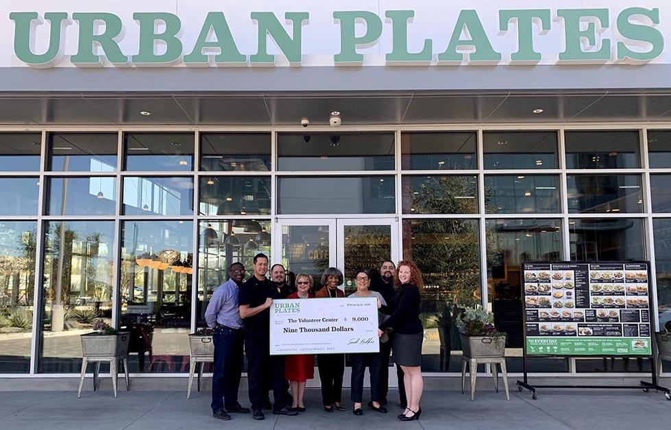 Urban Plates' Check Presentation