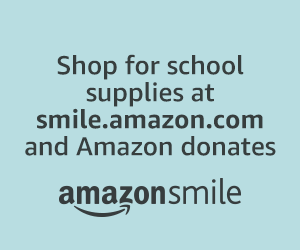 Support us when you shop AmazonSmile