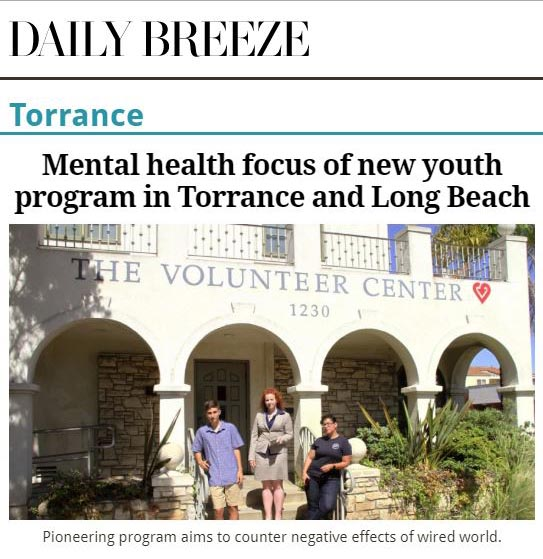 Mental health focus of new youth program in Torrance and Long Beach | Daily Breeze