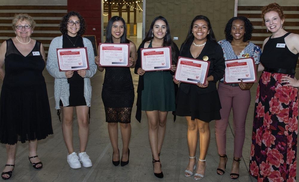 Durfee Scholarship Recipients