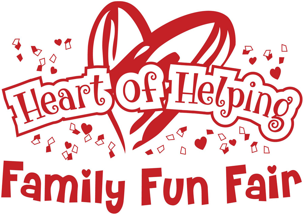 Heart of Helping Family Fun Fair