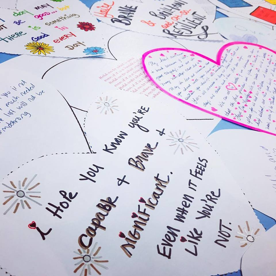 Parkland Hearts Art Project