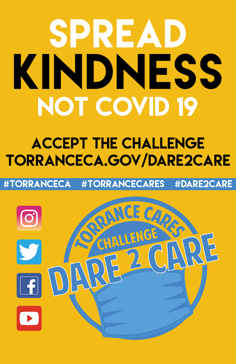Torrance Cares Dare 2 Care Challenge