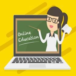 Image for Taking Online Classes for Children